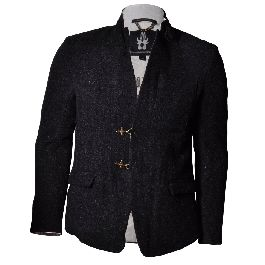 BOLONGARO TREVOR ZIGGY TWEED - Jackets and Coats - Menswear