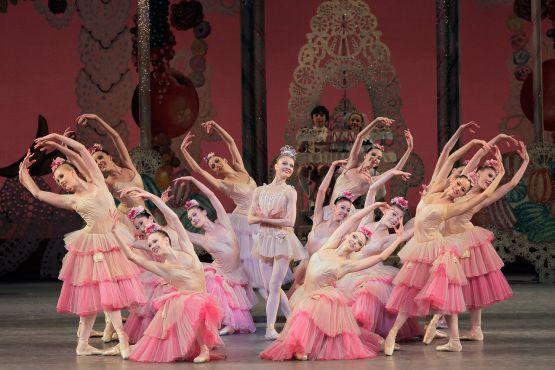 New York City Ballet: George Balanchine's The Nutcracker.  I loooove their costumes!