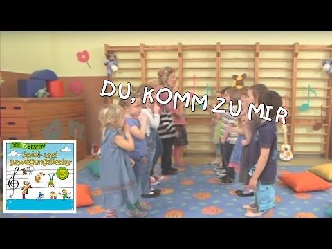 Lied, Lernlied, du komm zu mir, tanzen, bewegen, singen, Musik, alle Klassen