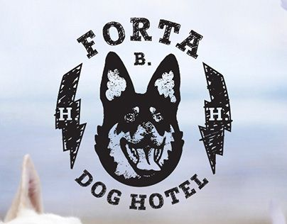 "Check out new work on my @Behance portfolio: ""Forta Dog Hotel's Branding"" http://on.be.net/1gXkKWm"
