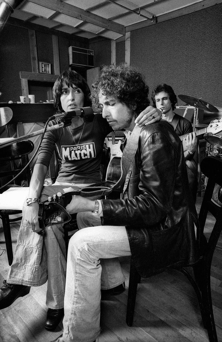 Bob Dylan and the Rolling Thunder Revue – in pictures