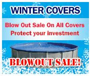 Discount Pool Supply allows you to customize your cover to fit you pool shape.
