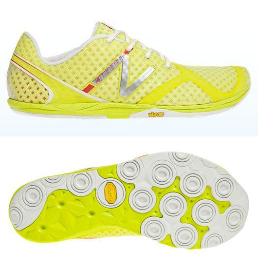 New Balance Minimus 00 -- might have to deviate from my Nike's