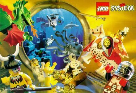 Cataloghi 1995 - 1995: LEGO Catalog 5 - Istruzioni LEGO e cataloghi biblioteca