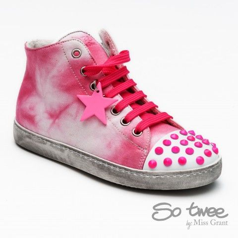 SO TWEE by #missgrant GREEN HIGH-TOP SNEAKER. Sale 50% off Spring&Summer Collection! #discount