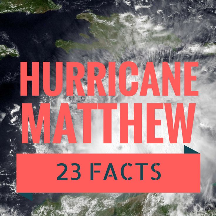 The Storm Of The Decade: 23 Key Facts About Hurricane Matthew As It Prepares To Slam Into The East Coast  http://endoftheamericandream.com/archives/the-storm-of-the-decade-23-key-facts-about-hurricane-matthew-as-it-prepares-to-slam-into-the-east-coast