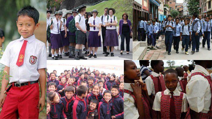Yuk! Kepoin 20 Seragam Sekolah Dari Seluruh Dunia, Ada Indonesia Juga, lho!