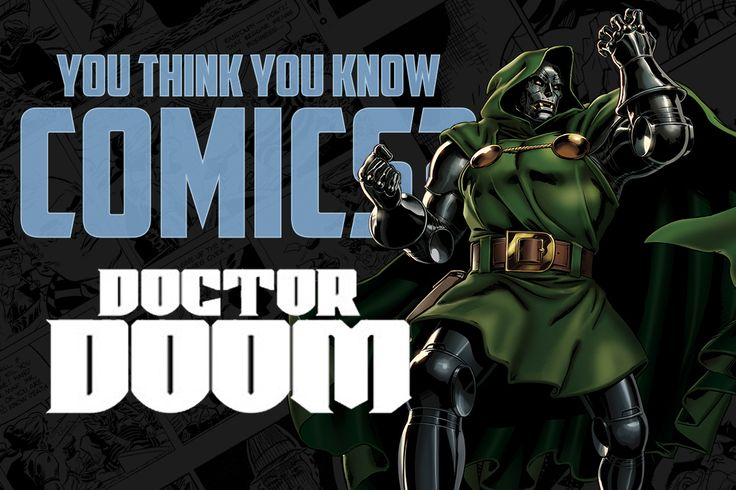 12 Facts You May Not Have Known About Doctor Doom