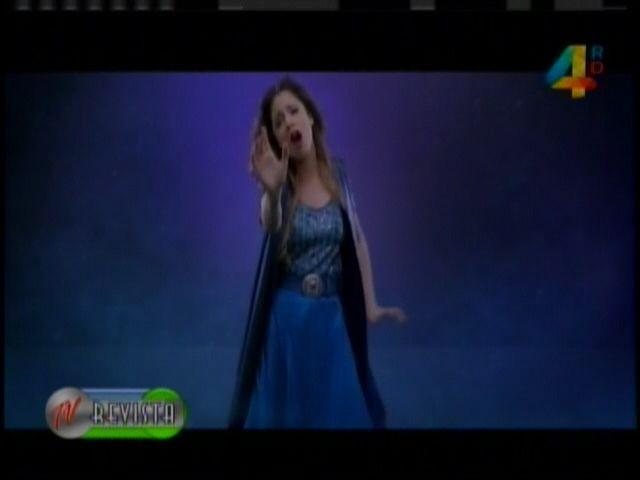 "Violetta, Cantante De Canción Tema En Español De ""Frozen"" Se Presentó En Santo Domingo Este Fin De Semana #Video"