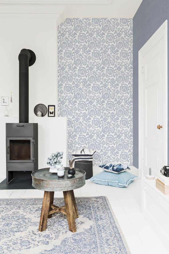Behang / Wallpaper collection Denim - BN Wallcoverings