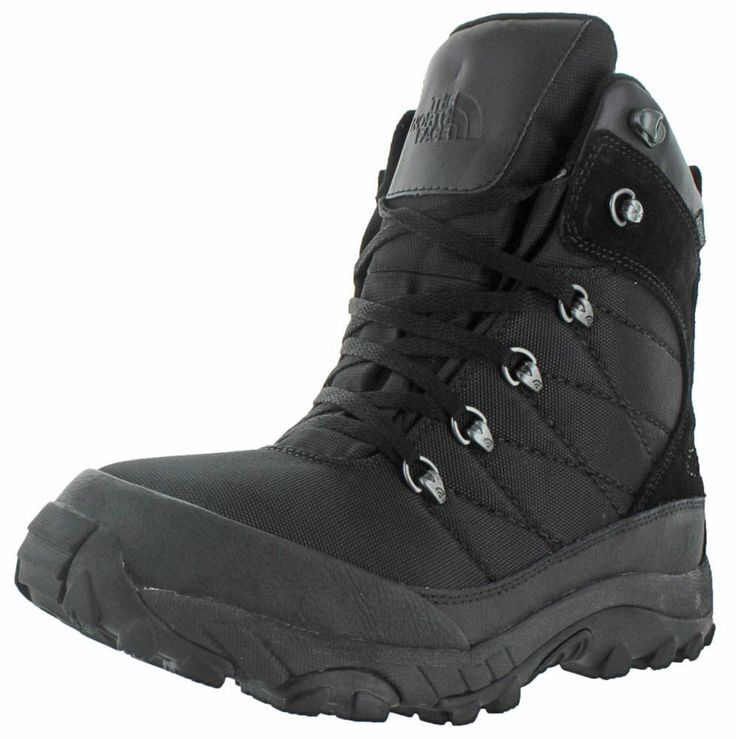 The North Face Chilkat Nylon Men's Waterproof Snow Boots