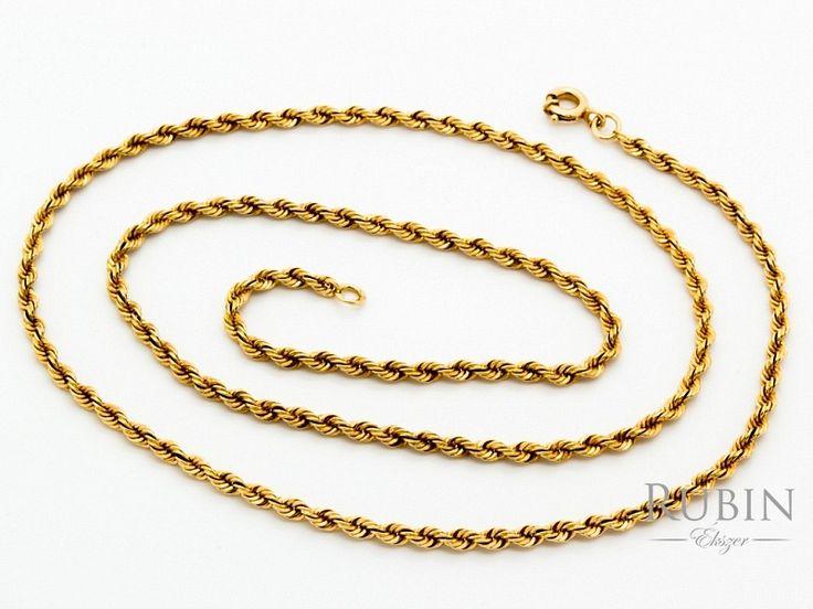 Arany walles nyaklánc