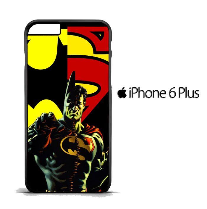 superman vs batman C0404 iPhone 6 Plus | 6S Plus Case
