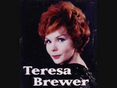 ▶ Teresa Brewer - (Put Another Nickel In) Music, Music, Music (1950) - YouTube