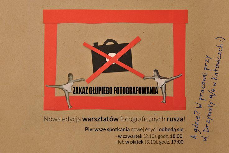 Ruszyła nowa edycja warsztatów fotograficznych w Katowicach  warsztaty-fotograficzne.org #warsztaty #fotograficzne #Katowice