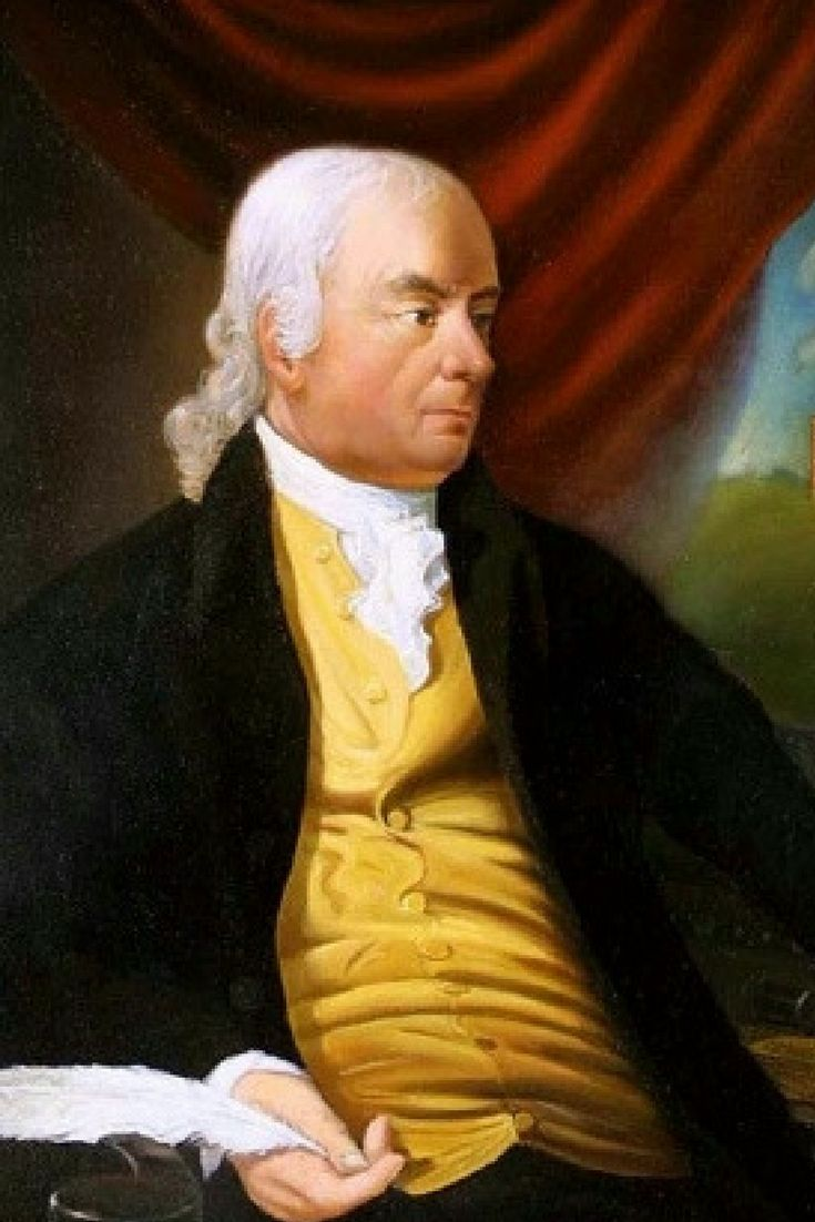 Stephen Hopkins was born in Scituate (then a part of Providence), Rhode Island, on the seventh of March, 1707. He was apparently self-educated. He was a member and speaker of the Rhode Island Assembly, and in 1754 was a delegate to the Albany convention in New York were he considered Franklin's early plan of Union.