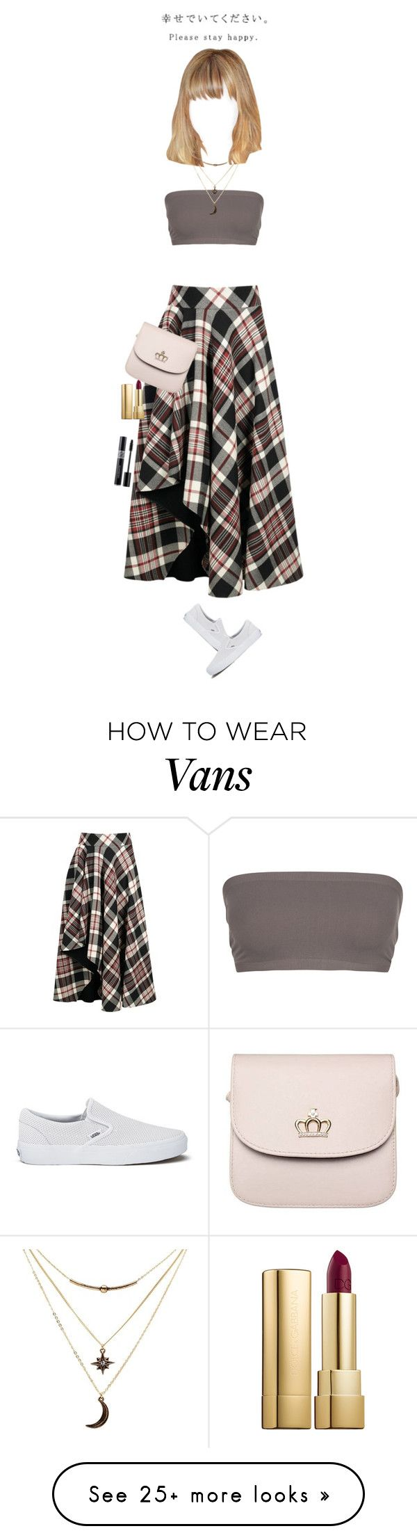 """""""Hipster-ish Day"""" by luxury-kamar on Polyvore featuring Full Tilt, Vans, Alexander McQueen, Dolce&Gabbana, Christian Dior and Charlotte Russe"""