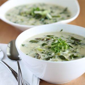 Dieta Alcalina Ricetta #6# Crema di Porri e Asparagi