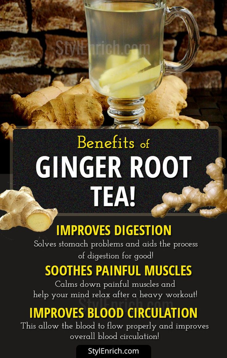 #GingerRootTeaBenefits and How to Make It!