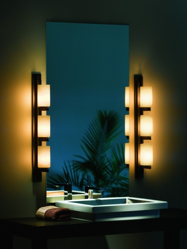 Bathroom Up Light 62 best bathroom lights images on pinterest | bathroom lighting