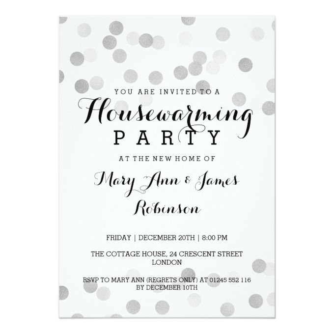 1504 best Housewarming Invitations images on Pinterest - housewarming invitation template