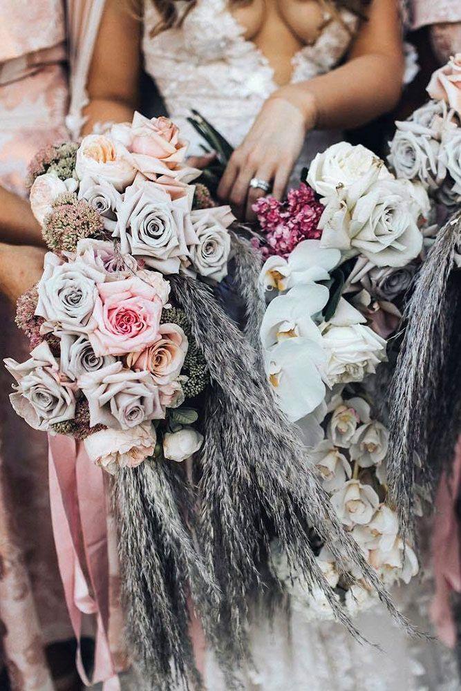 30 Spectacular Pampas Grass Wedding Decor Exquisite Wedding Ideas