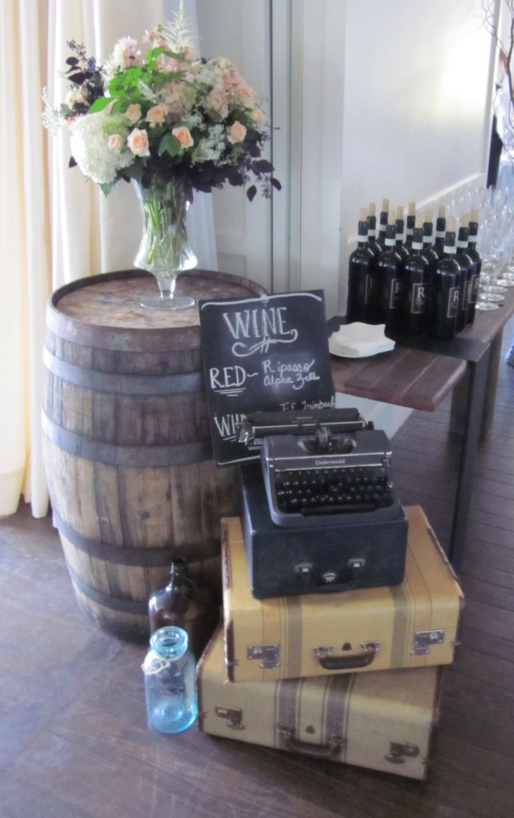 hostess stand chalkboard - wait to be seated cigar boxes - crayon/pencil holders crates - menu holders