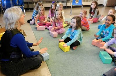 Drumming - combine with learning spelling, vocab or math skills for the musical learner or tactile learner.