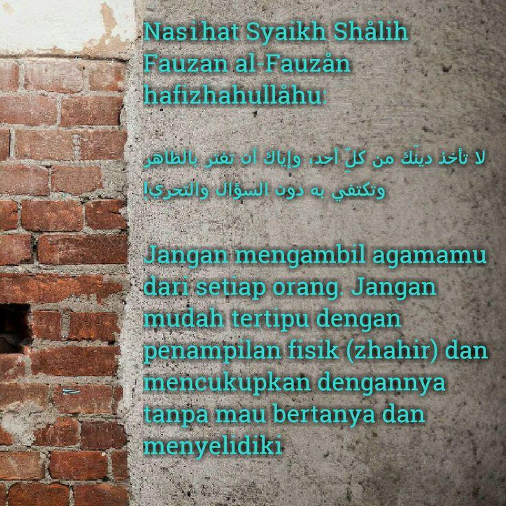 http://nasihatsahabat.com #nasihatsahabat #mutiarasunnah #motivasiIslami #petuahulama #hadist #hadits #nasihatulama #fatwaulama #akhlak #akhlaq #sunnah  #aqidah #akidah #salafiyah #Muslimah #adabIslami #DakwahSalaf # #ManhajSalaf #Alhaq #Kajiansalaf  #dakwahsunnah #Islam #ahlussunnah  #sunnah #tauhid #dakwahtauhid #alquran #kajiansunnah #guruagama #hatihati #mengambililmuagama #lihatdarimana #ilmuadalahagama #Guruagama #ustadz #RujukanAgama #janganmengambilIlmu-#SetiapOrang #Gampangatertipu