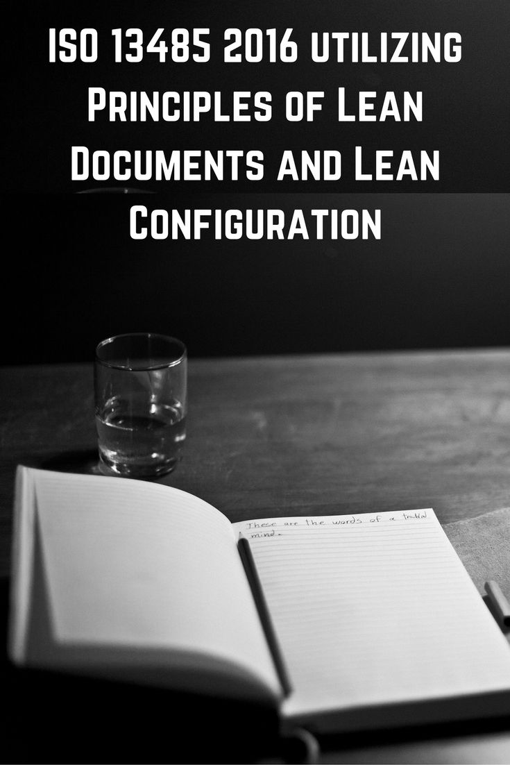 Learn to follow ISO 13485 2016 utilizing Principles of Lean Documents and Lean Configuration and implement the latest changes. Register for the webinar now.