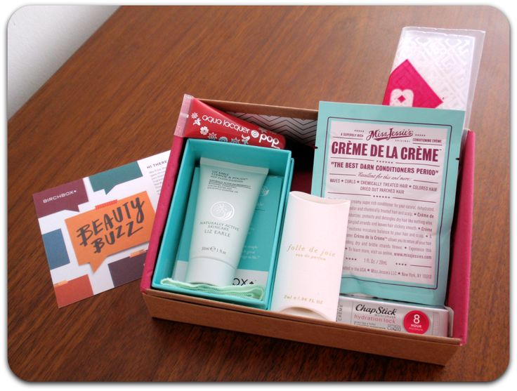Birchbox – October 2013