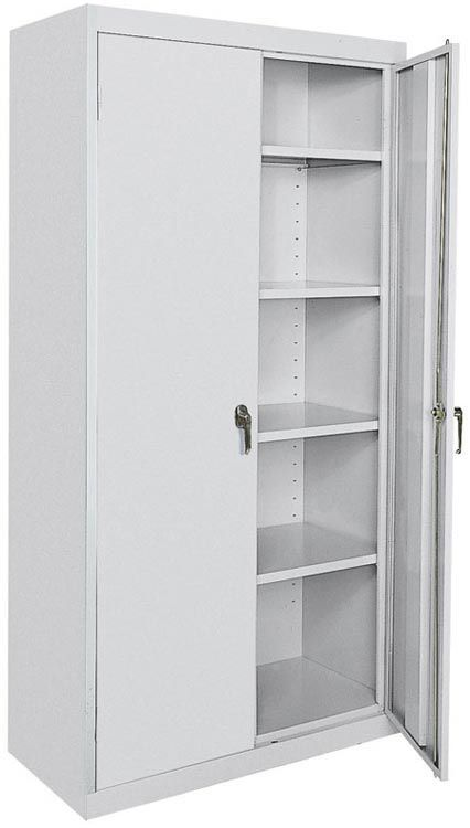 78 8243 X 36 Extra Deep Storage Cabinet By Office Source