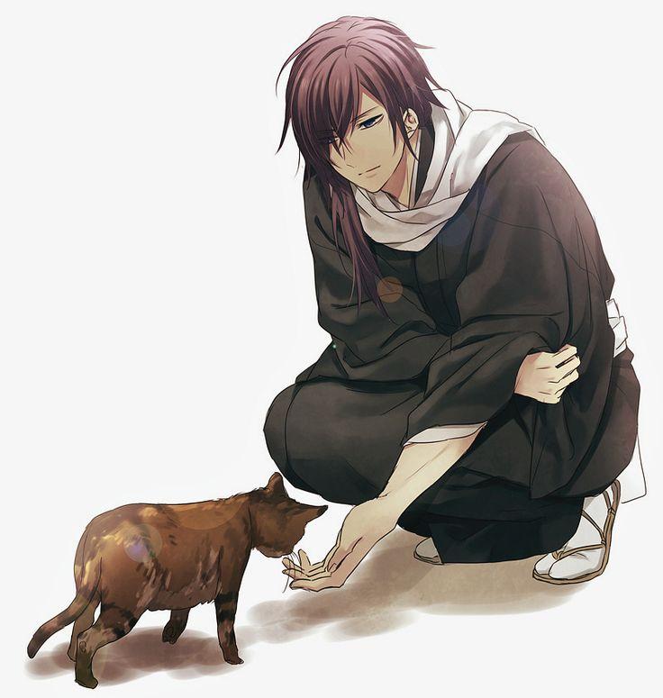 Hakuouki Shinsengumi ♥ Saito Hajime #Anime #Otome #Game