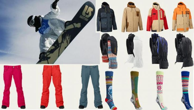 How dressed to snowboard. Dress snowboarding is a very important issue. There is an art to dress any old how, the trick is to dress so that no weather conditions did not surprise us. #Dress #Clothing #Shopping