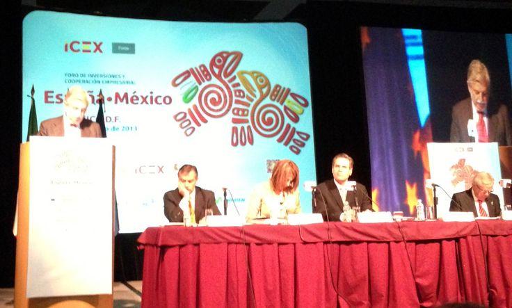 Foro de Inversiones y Cooperación Empresarial España-México