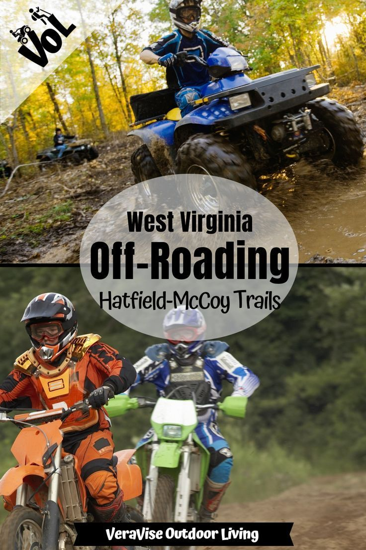 More Than 1000 Miles Of Atv Trails Awaits You On The Hatfield Mccoy Trail System West Virginia Travel Virginia Travel West Virginia