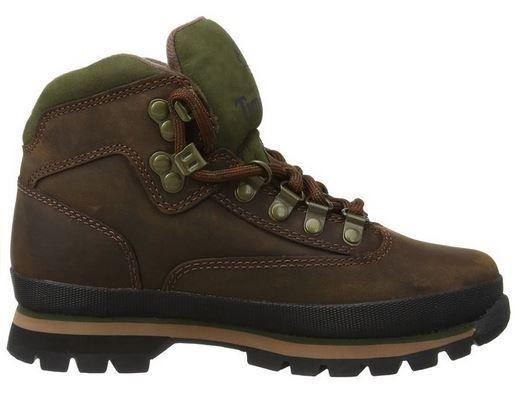 Timberland Euro Hiker Womens Leather Boot Premium