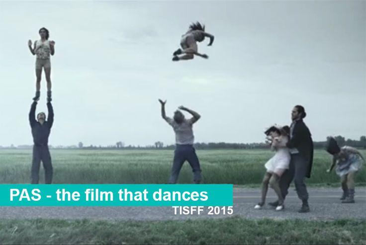 Pas -the film that dances! Read more in our blog: http://studiokinoume.blogspot.gr/2015/10/pas-film-that-dances.html