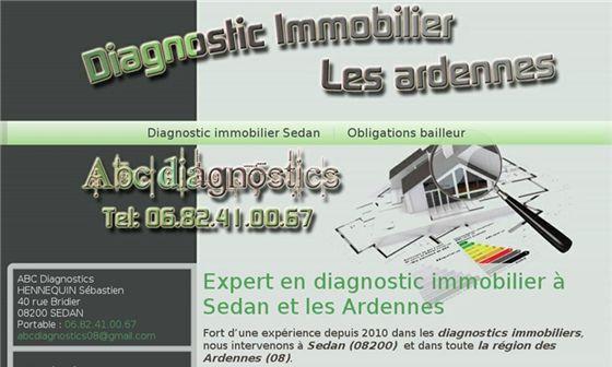 ABC Diagnostic Immobilier - Diagnostic Immobilier à Sedan     - Sedan, Ardennes, Champagne-Ardenne