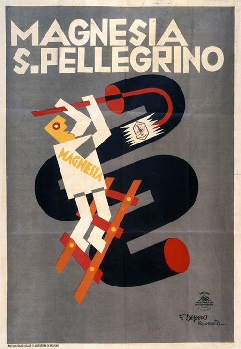 Fortunato Depero, 1928
