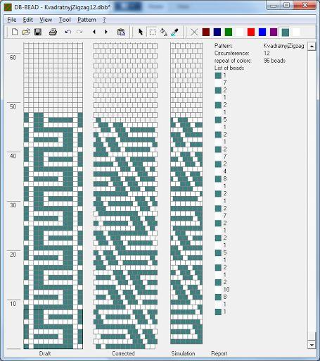 BeadedCrochet_GeometricSchemes - Mariam Nahapetyan - Picasa Webalbums