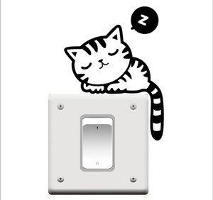 Wall Switch Decals EXTRA 20% OFF van StickyBoutique op Etsy