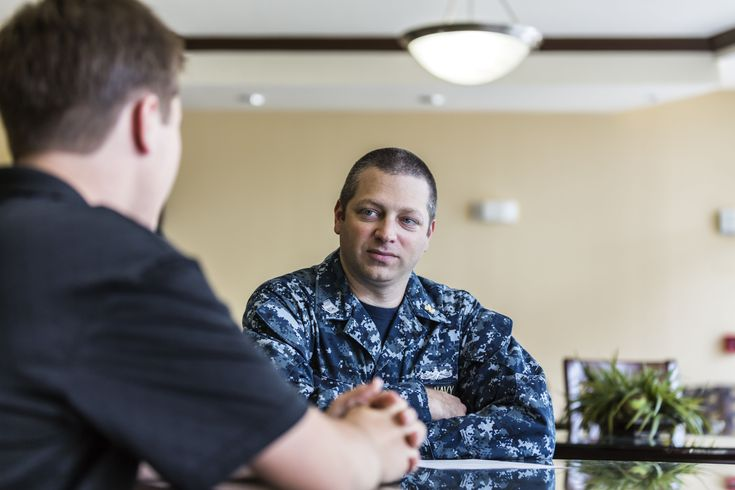 How to prepare for meeting with a military recruiter. What to expect and what questions to ask about joining the Army, Navy, Air Force or Marines.