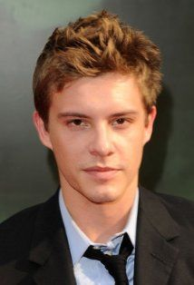 Xavier Samuel....at the risk of taking a Twilight actor...I think he'd make a great Jace, from Mortal Instruments, only because Alex Pettyfer is probably too old now....