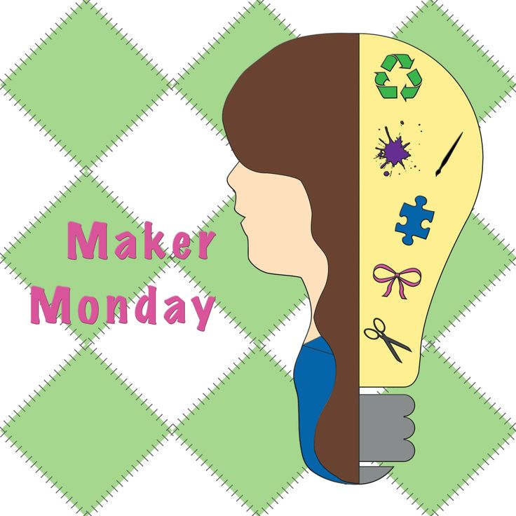 Happy #MakerMonday! Meet Katie Hitchens, a counselor at The Handwork Studio and Style Guru at College Fashionista.