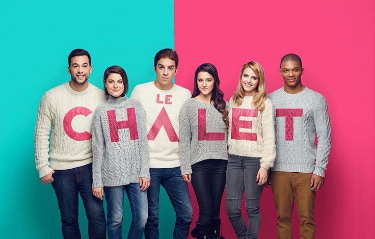 Le Chalet, saison2, vrak.tv #lechaletchopchop