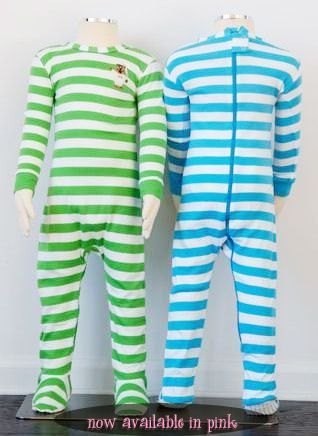 back zip sleepers for the boy who keeps wetting everything but his diaper because he's not in it anymore!