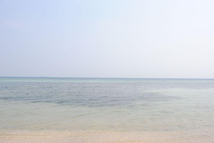 Pasir putih, Pulau Tidung, Jakarta