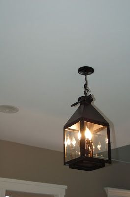 78 ideas about lantern lighting on pinterest lantern - Make your own light fixtures ...