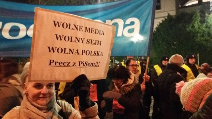 awesome Poland: Mass protests and alleged coups